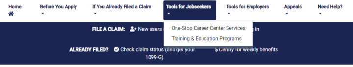 tools for job seekers